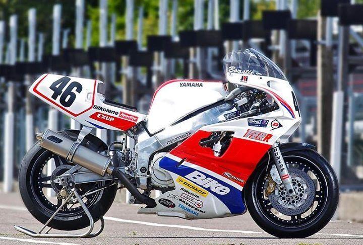 Yamaha FZR 750 R (OW01)