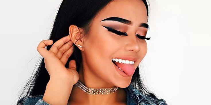 5 Marcas de maquillaje que le van a las chicas morenitas