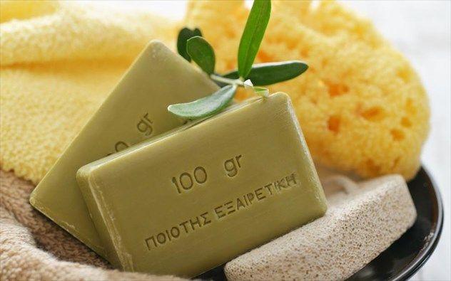 click4crete            : Τα θαυμαστά οφέλη του πράσινου σαπουνιού