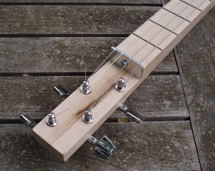 3 string cigar box guitar plans - Pesquisa Google
