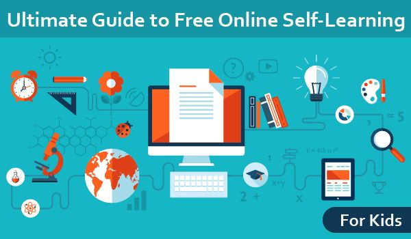 Ultimate Guide to Free Online Self-Learning Resources for Kids (K-6). 75 resources - video, courses/lessons, references, and more.