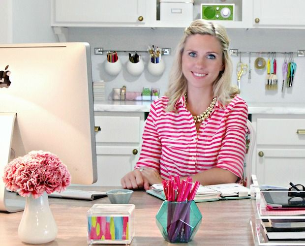 "<a href=""http://iheartorganizing.blogspot.com/"" >I Heart Organizing</a> blogger Jen Jones knows her way around a smart storage system."