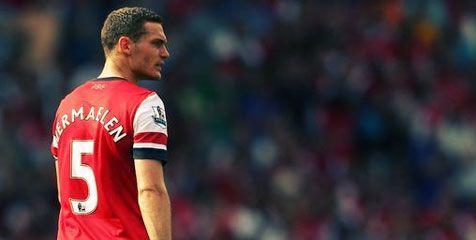 Bola.net: Thomas Vermaelen | Vermaelen: Semua Pemain Arsenal Ingin Wenger Bertahan