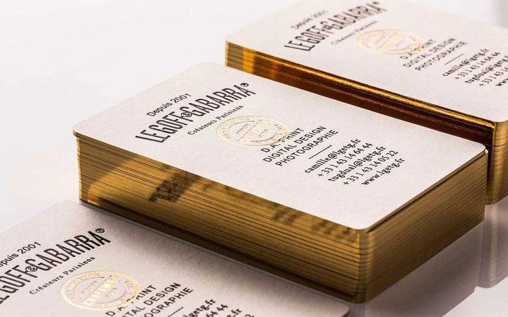 海外デザインブログSplashnology.comで、思わず欲しくなってしまいそうな、ユニークな名刺デザインをまとめたエントリー「Collection of 35 Business Card Designs …