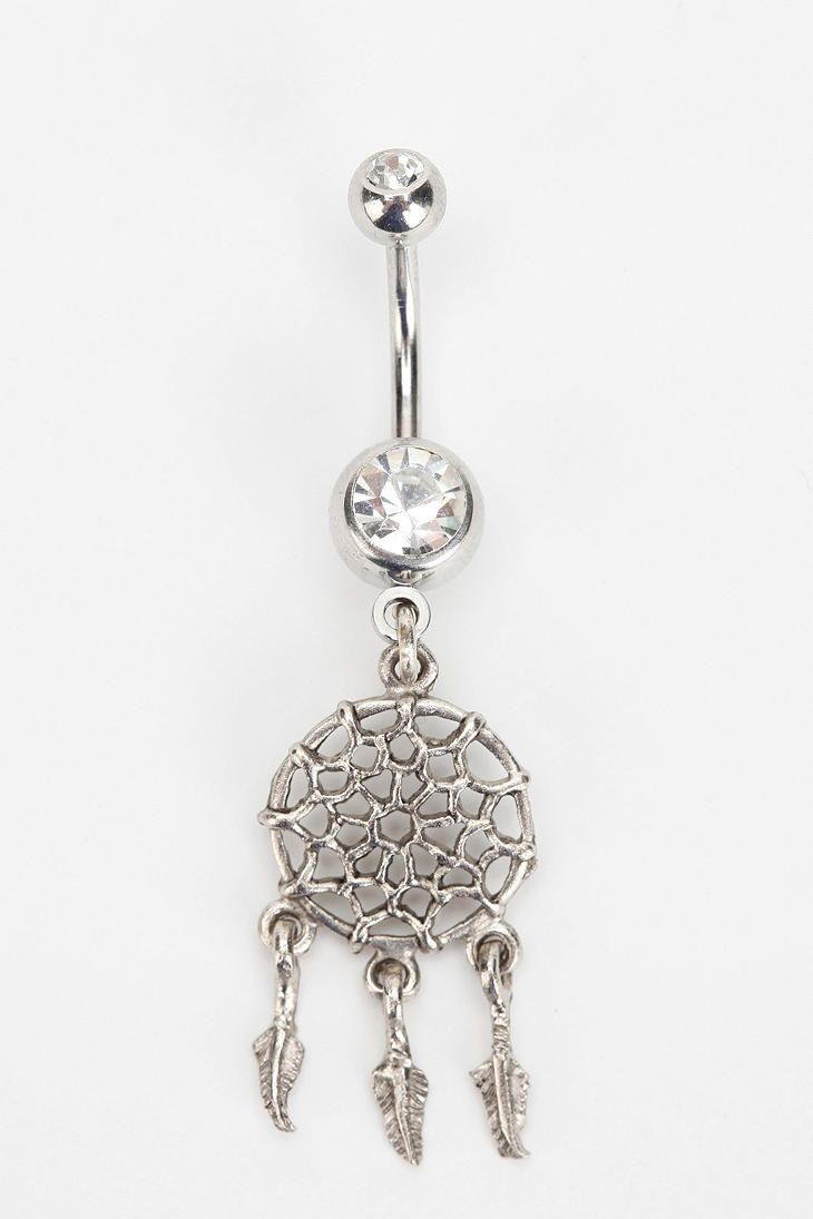 i need a my belly button pierced just so i can get this...hahaha