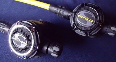 Sherwood Regulators- Discount Divers Supply