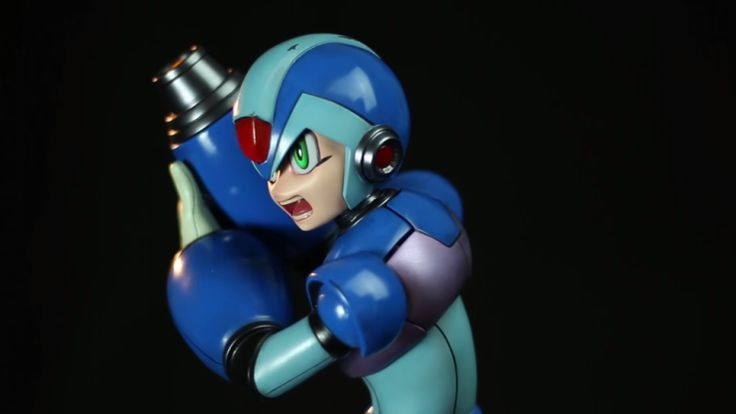 Good statues don't come cheap and Mega Man X is no exception. But for the price of six months' car insurance or a round-trip flight to the North American coast of your choice, it could be yours.