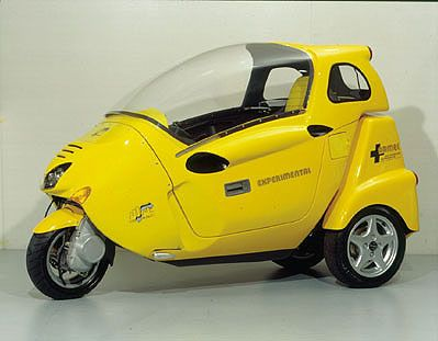Automoto: Car or Scooter? I want one of these!