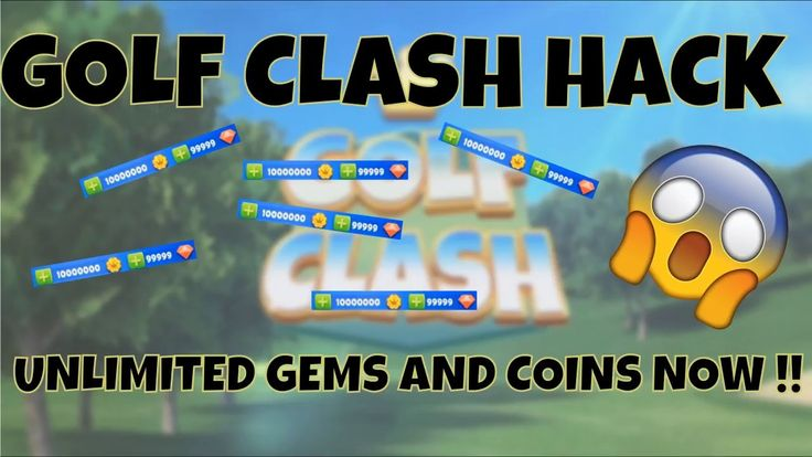 Golf Clash Cheats � How to Hack Golf Clash with this new Cheats (Tutorial video)