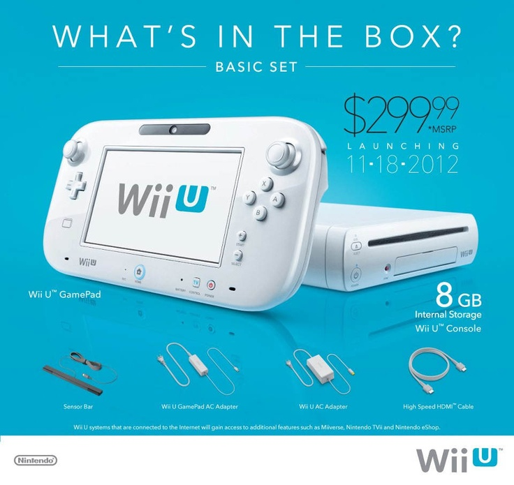 Android phones update -After last week confirmed the sale price for Nintendo Wii U Have begun to be speculation about the characteristics of this new undisclosed console.  Nintendo has spoken on the issue, noting that Nintendo Wii U console will not be a stand multiregion, disappointing many fans.