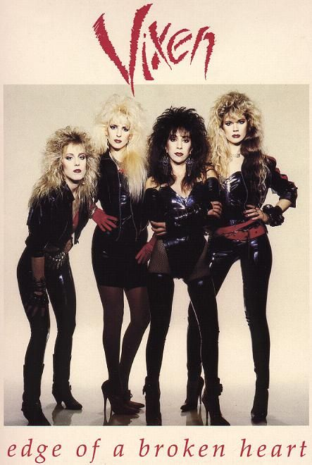 Best 80s girl rock bands