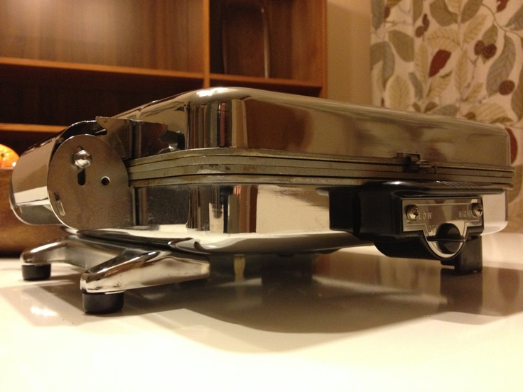 kenmore iron. vintage kenmore 3in1 waffle irongriddlesandwich by atomicvault, $65.00 iron