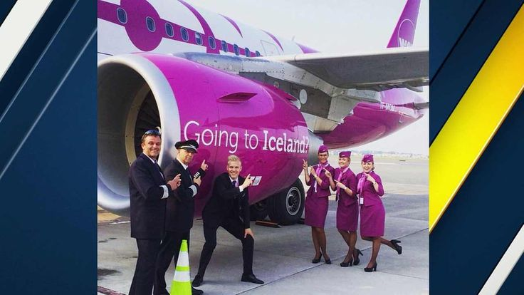 Icelandic airline WOW air will offer low-cost flights from Los Angeles International Airport to Iceland and Europe beginning this summer.