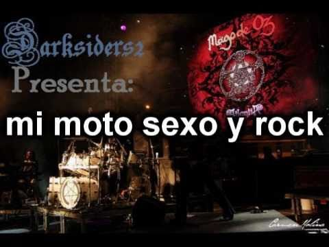 Mägo De Oz Mi Nombre Es Rock N Roll (Letra Incluida) - YouTube
