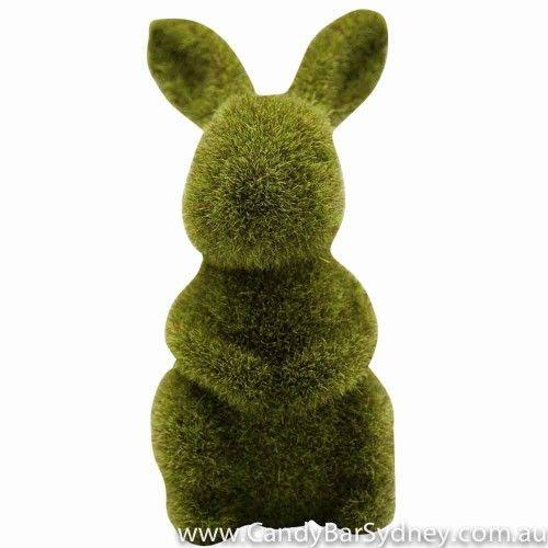 Moss Bunny Rabbit (Medium)