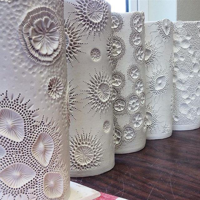 Looks like it's lamp making time ✨☀️⚡️✨☀️⚡️#porcelain… Plus