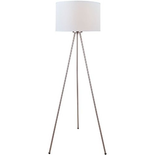 Amazon com lite source ls 82065 tullio floor lamp home improvement tripod lampmodern floor lampsnebraska furniture marthome