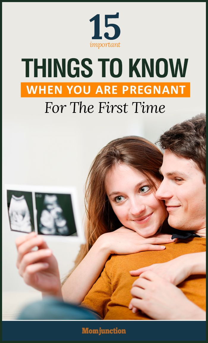 Congratulations! You're pregnant! Are you excited about your first time pregnancy? First time pregnancy can be overwhelming. Here is a quick guide for new mom