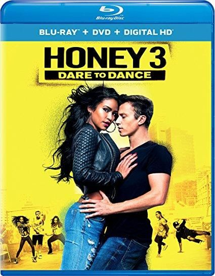 Cassie Ventura & Dena Kaplan & Bille Woodruff-Honey 3: Dare to Dance