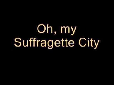 Suffragette City by David Bowie Lyrics https://www.youtube.com/watch?v=yKXwmqp6O7M
