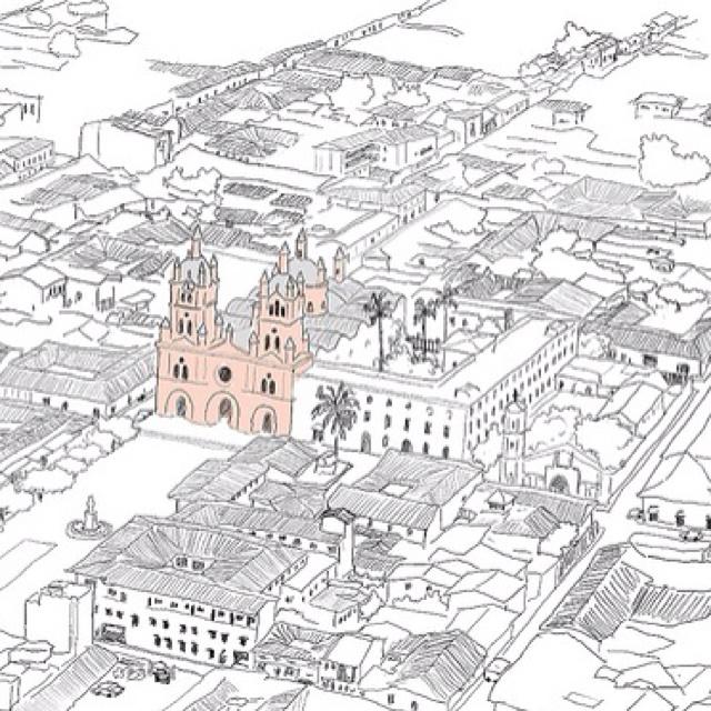 Buga city