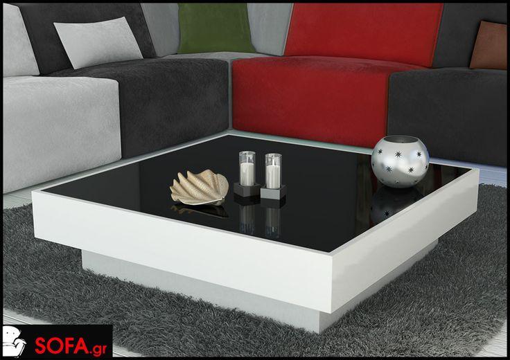 Τραπεζάκι Vegas http://sofa.gr/trapezaki_vegas #coffeetable #τραπεζάκι  #minimal