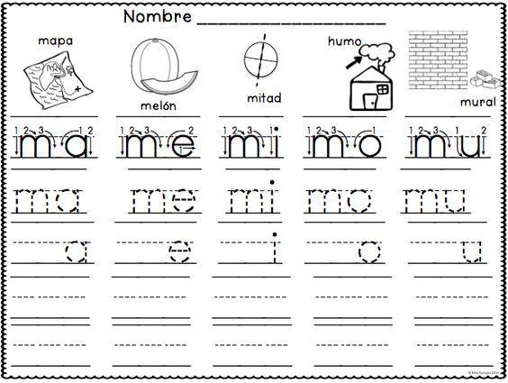 resultado de imagen para fichas de silabas directas para imprimir silabas con la mm. Black Bedroom Furniture Sets. Home Design Ideas