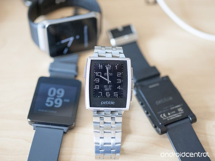 Pebble 2.3 brings Android Wear notification support, pre-defined replies