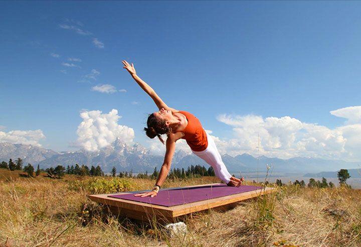 14 дней пробной йоги Описание изображения