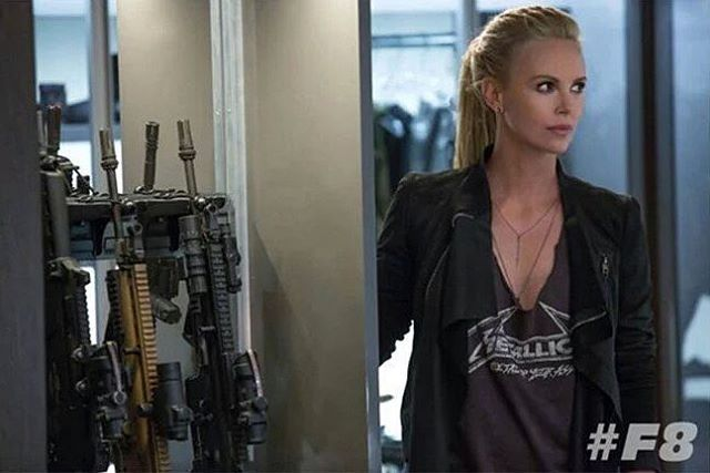 Charlize Theron's Look in 'Fast 8' Revealed *LINK IN BIO* #FastAndFurious