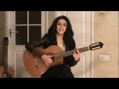ELENA /Yerevan/ Tengo la camisa negra - Juanes - YouTube