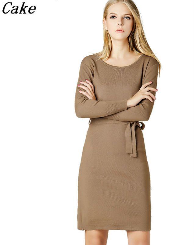 Мода украина женщин свитер щелевая комбинезон счетчик высокого класса мериносовой вязать сексуальная sweatsuit длинное платье alibaba выразить одежда великобритании