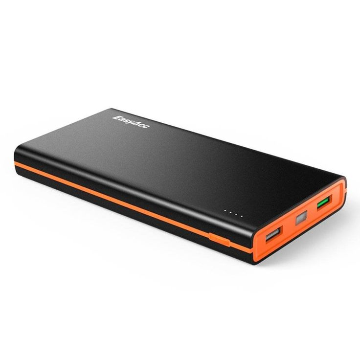 EasyAcc 15.000 mAh Quick Charge USB-C Powerbank
