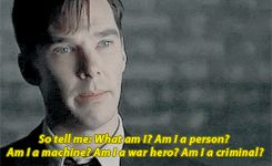 The Imitation Game- this part broke me.