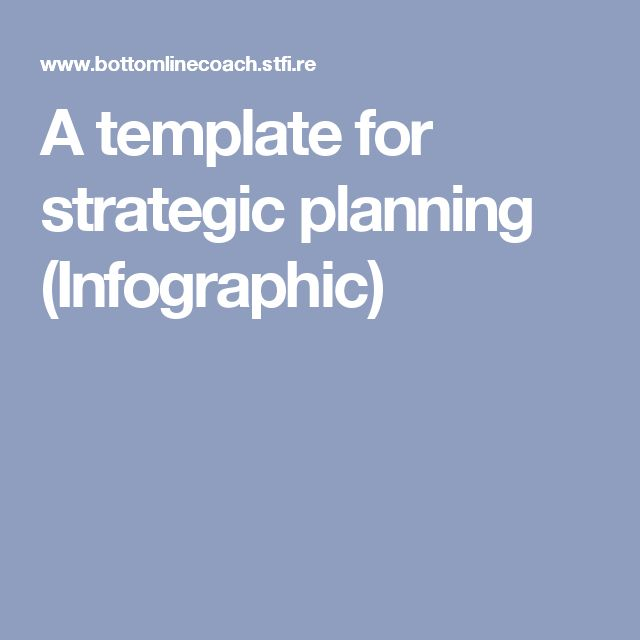 Más de 25 ideas increíbles sobre Strategic planning template en - free sample strategic plan template