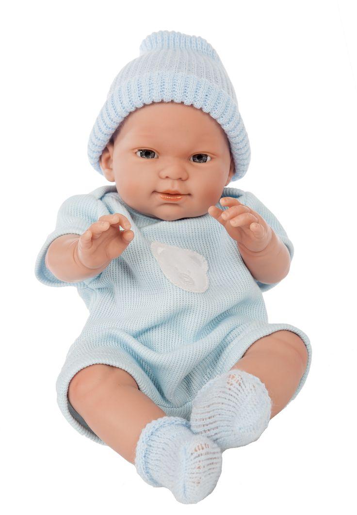 Baby Splash John (36 cm) #doll #muñeca #muñecabarrutoys #barrutoys