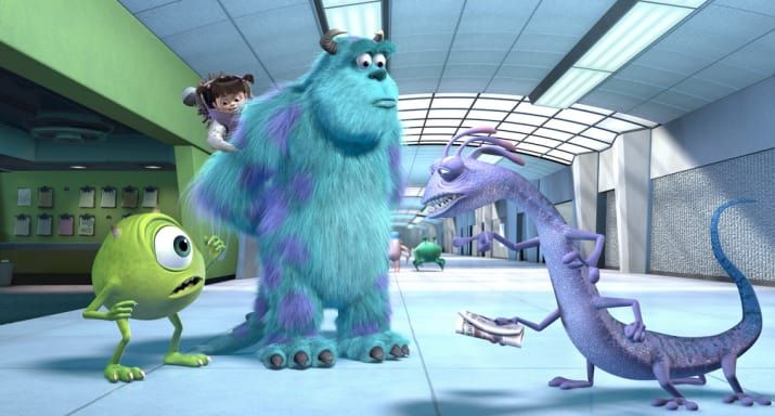 The prequel (Monsters University) is swell as well.Rated: GSee where you can stream it here.