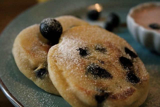 Blueberry pancakes, Pancakes and Blueberries on Pinterest