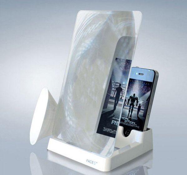Turn Your iPhone Into a Mini Cinema