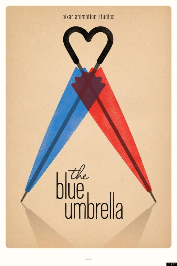 the blue umbrella...great article about how it came to life.