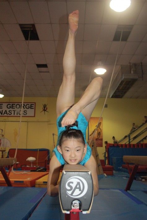 Alia Wilson of the Prince George Gymnastics Club came back from the Western Canadian Championships with two gold medals, including one on beam. [Prince George Free Press]