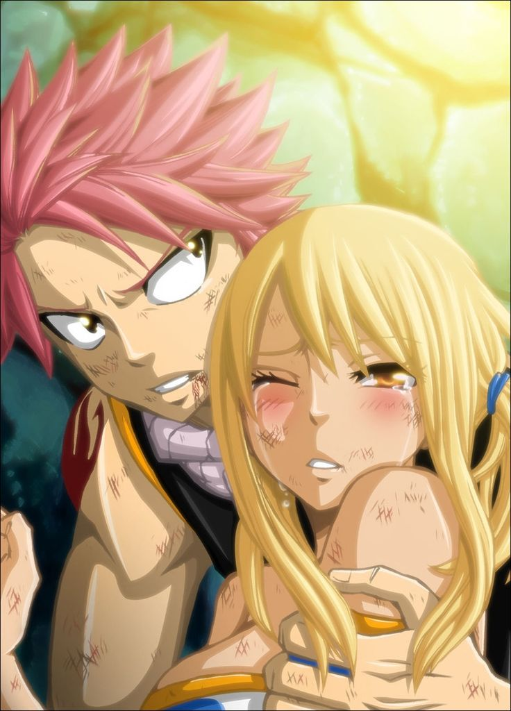 Fairy Tail - Natsu and Lucy