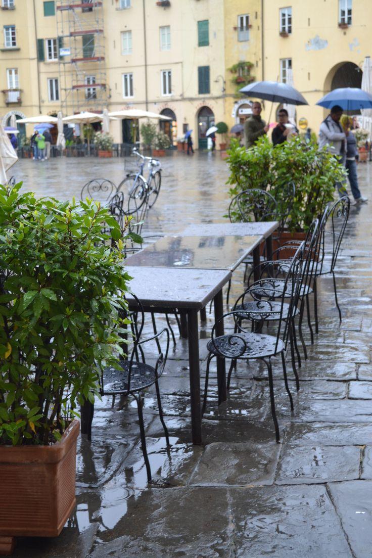 Lucca, Tuscany. *