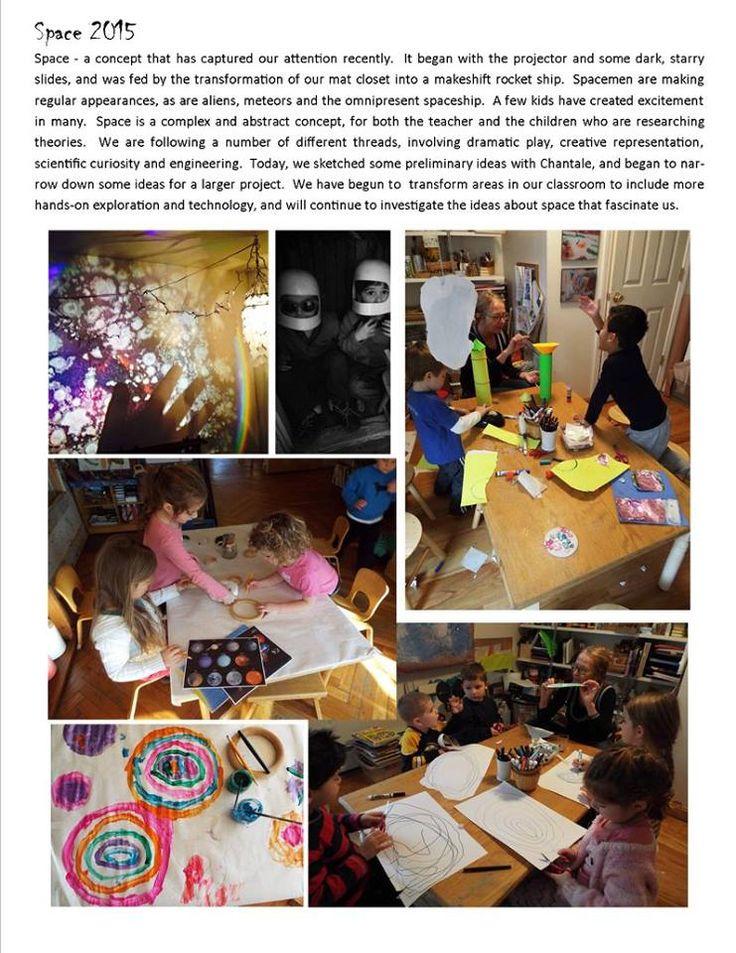 Documentation Panel at Garden Gate Child Development Center  ≈≈
