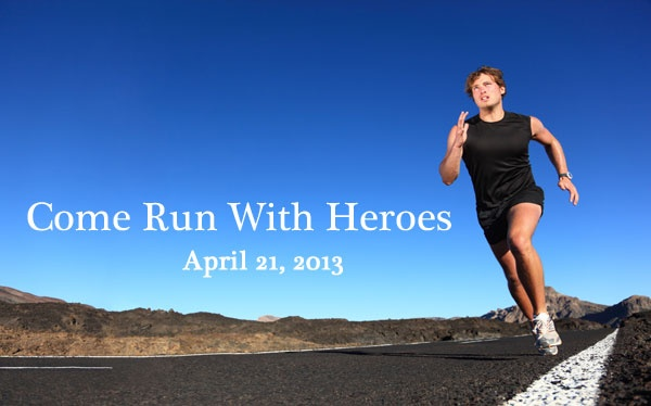 The Army Marathon!  Come Run With Heroes – Register Now!
