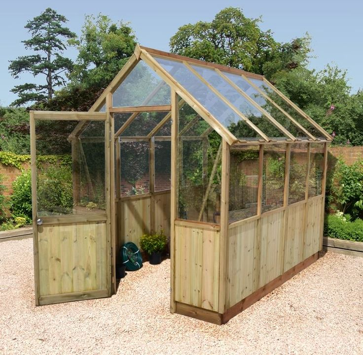 best 20 wooden greenhouses ideas on pinterest
