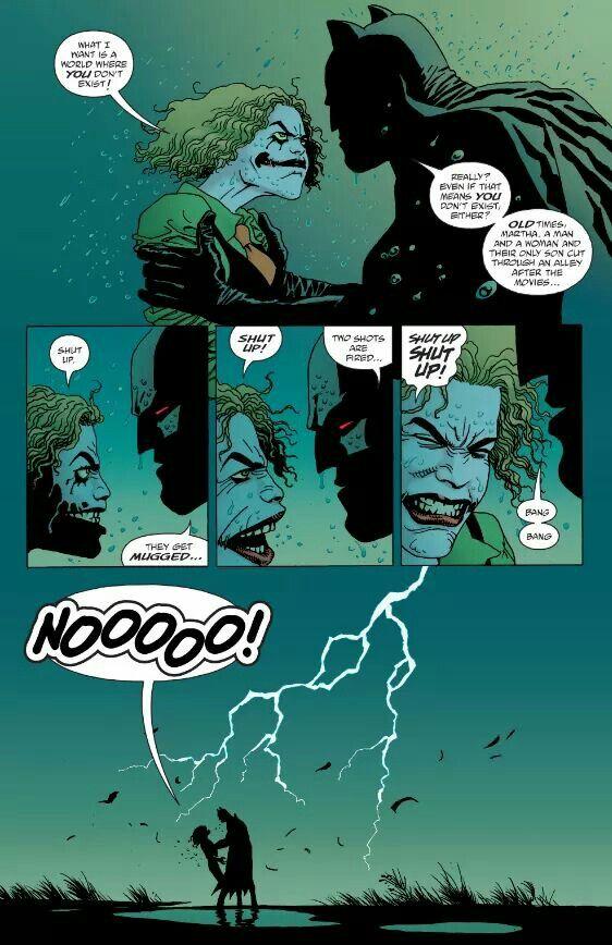 Flashpoint Paradox Joker -Martha Wayne Batman - Thomas Wayne