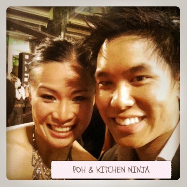 POH and kitchen ninja