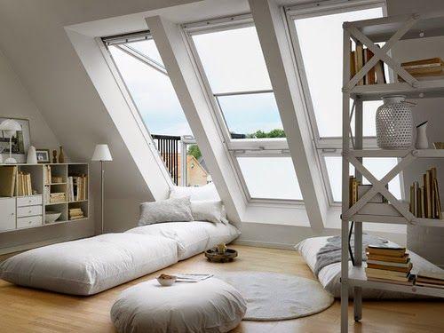 Top 5 dreamy attic bedrooms | Daily Dream Decor