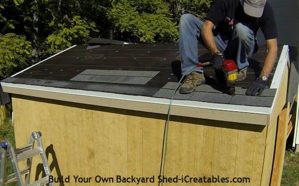 How To Install Asphalt Shingles Install First Full Shingle Installing Roof Shingles Roof Shingles Roof Truss Design